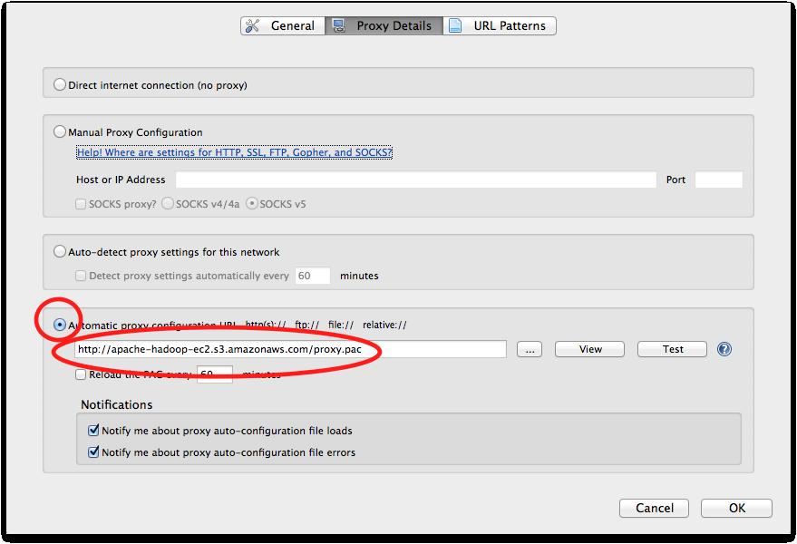 Set proxy linux mint 17